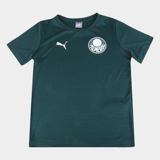 Camiseta Infantil Palmeiras Puma Goal