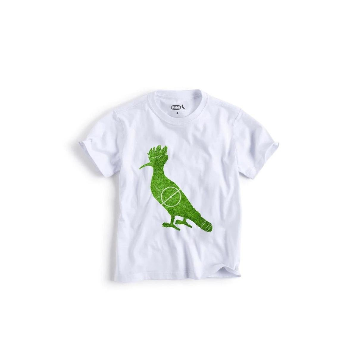 2226ad959 Camiseta Infantil Pica-Pau Futebol Reserva Mini Masculina - Branco - Compre  Agora