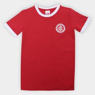 Camiseta Infantil Retrô Inter