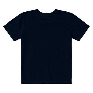 Camiseta Infantil Rovitex Básica Masculina