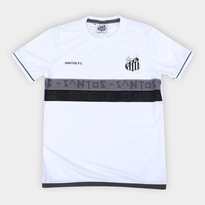 Camiseta Infantil Santos Approval