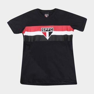 Camiseta Infantil São Paulo V