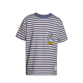 Camiseta Infantil Unissex Fio Tinto Mickey And Friends - 5DB61BEN3