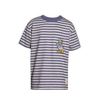 Camiseta Infantil Unissex Fio Tinto Mickey And Friends - 5DB61BEN4