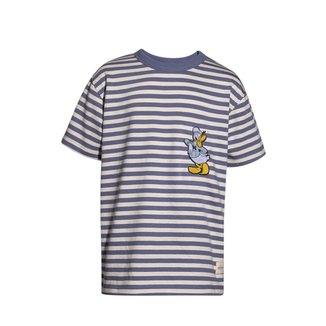 Camiseta Infantil Unissex Fio Tinto Mickey And Friends - 5DB61BEN9