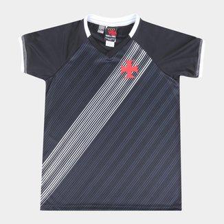 Camiseta Infantil Vasco Care