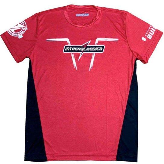 Camiseta IntegralTeam Integralmedica Masculina - Vermelho