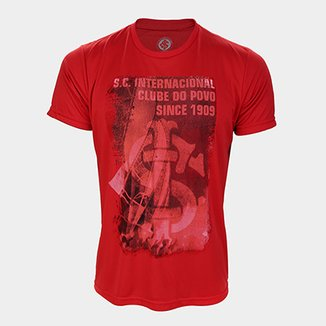 Camiseta Internacional Clube do Povo Masculina