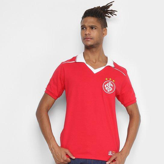 Camiseta Internacional Retrô Mania 1992 Masculina - Vermelho