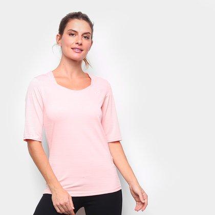 Camiseta Joma Bella Peach Feminina