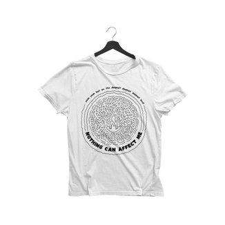 Camiseta Joss Basica Meditation DTG Feminina