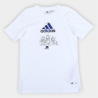 Camiseta Juvenil Adidas Disney Sobrinhos Masculina