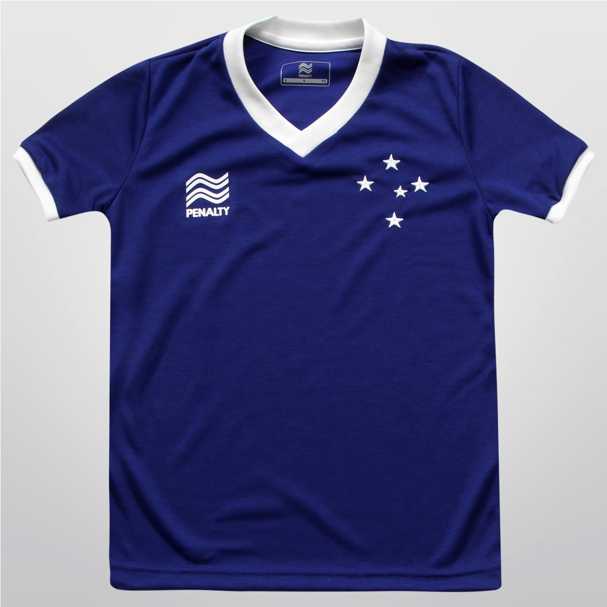 4a8e40420f306 Camiseta Juvenil Cruzeiro Penalty - Compre Agora