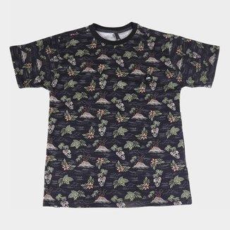 Camiseta Juvenil HD Ember Island Masculina