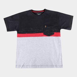 Camiseta Juvenil HD Especial Mixture Masculina