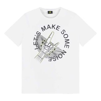 Camiseta Juvenil Lemon Let's Make Some Masculina