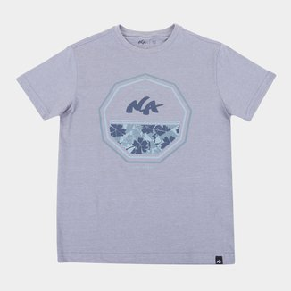 Camiseta Juvenil Natural Art Ball