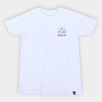 Camiseta Juvenil Natural Art Break