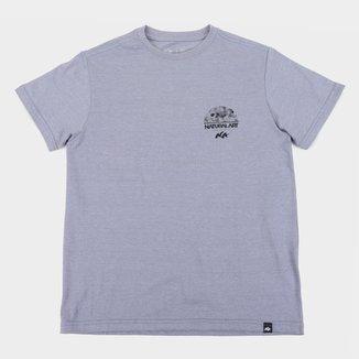 Camiseta Juvenil Natural Art Circle