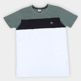 Camiseta Juvenil Nicoboco Especial Alexna Masculina