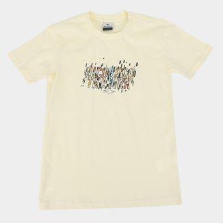 Camiseta Juvenil Nicoboco Fontana Masculina
