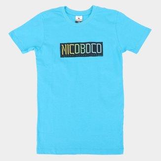 Camiseta Juvenil Nicoboco Victorville Masculina