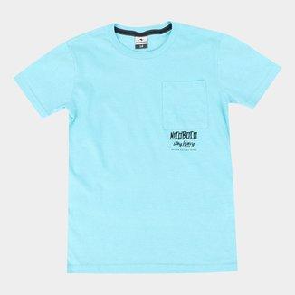Camiseta Juvenil Nicoboco Visi Masculina