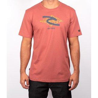 Camiseta Juvenil Rip Curl Fill Masculina
