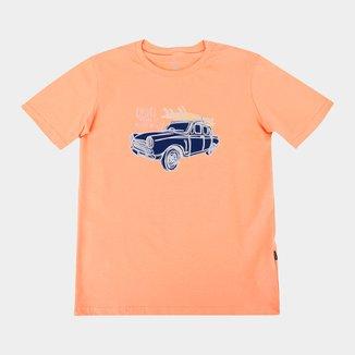 Camiseta Juvenil Rip Curl Klaxon