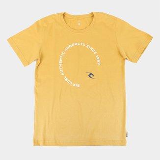 Camiseta Juvenil Rip Curl Revolve
