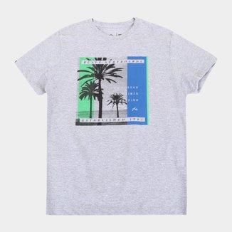 Camiseta Juvenil Rusty Paradise Masculina