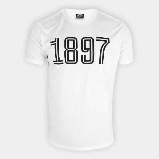 Camiseta Juventus 1897 Masculina - Branco