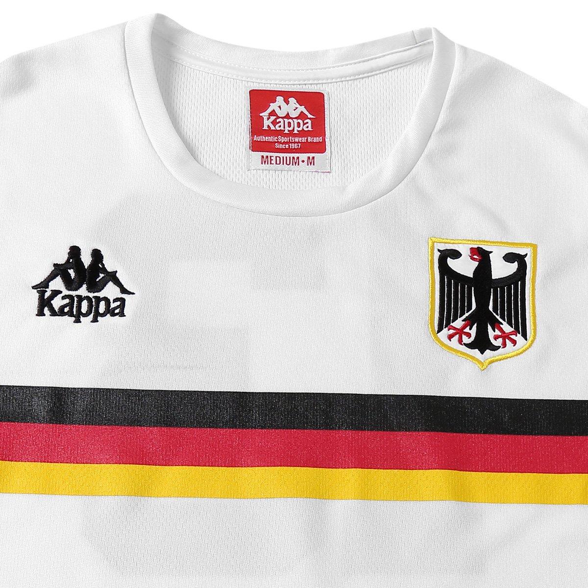 ... Camiseta Kappa Alemanha  Camiseta Kappa Alemanha 6fde108447098