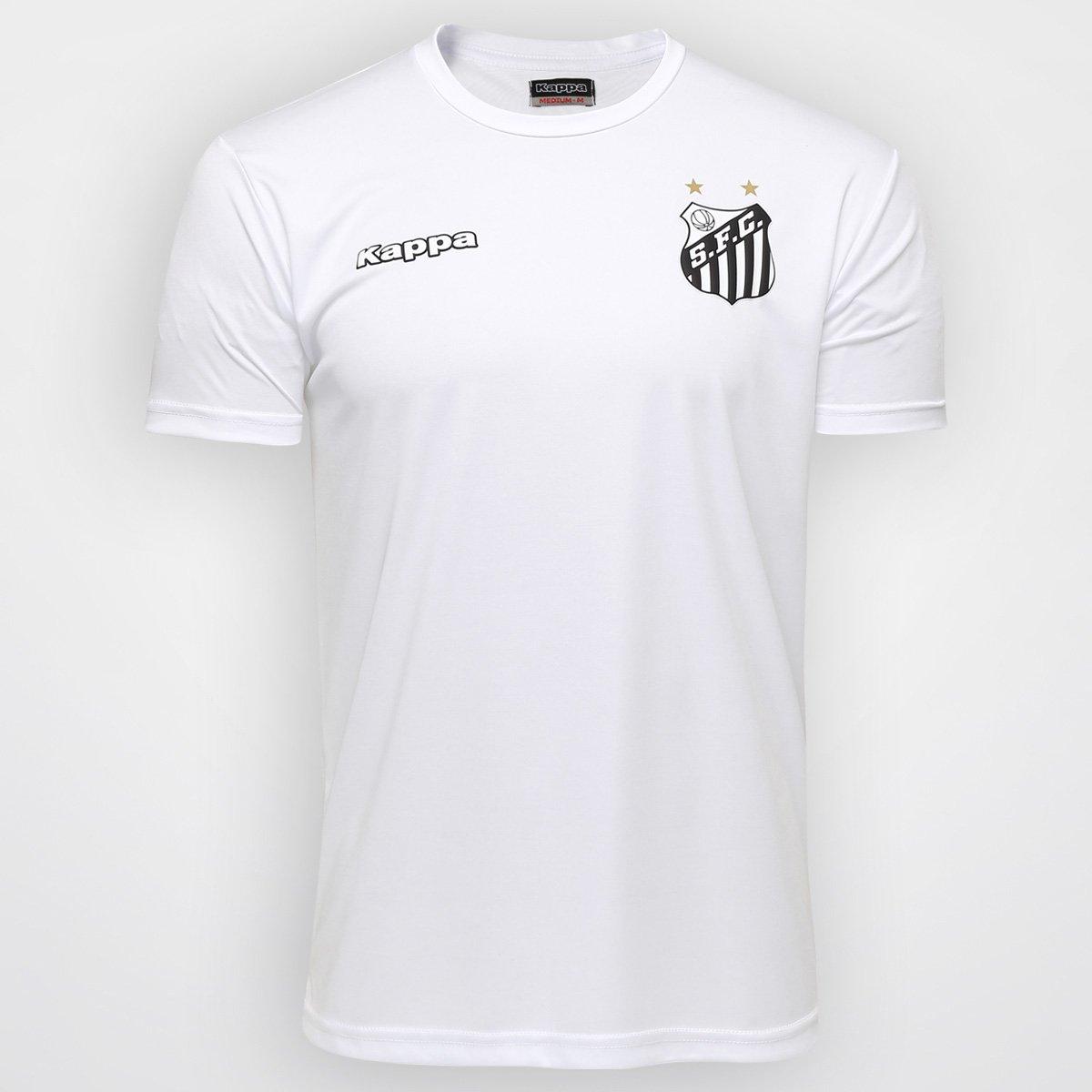 ef452f245d Camiseta Kappa Santos Bow 2016 - Compre Agora