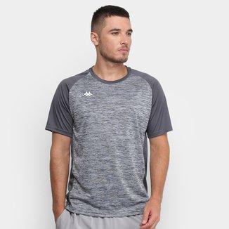 Camiseta Kappa Tagliare 2.0 Raglan 17 Masculina