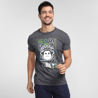 Camiseta Kings Never Mind Masculina