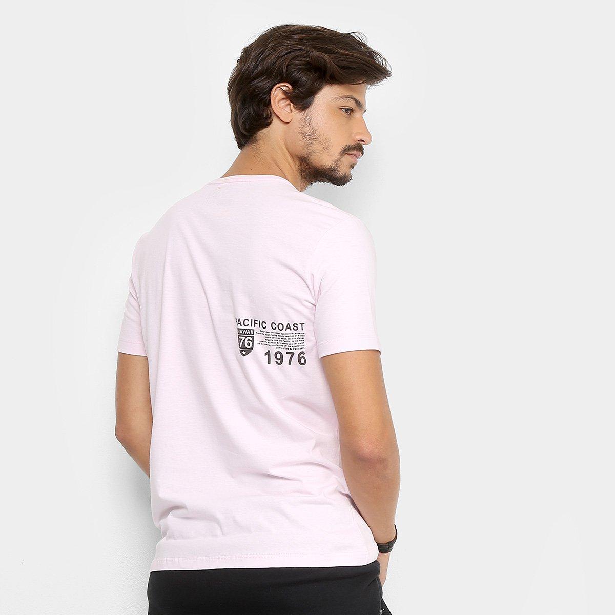 3d980f54b312a Camiseta Kohmar Estampada Wave Rider Masculina - Compre Agora   Netshoes
