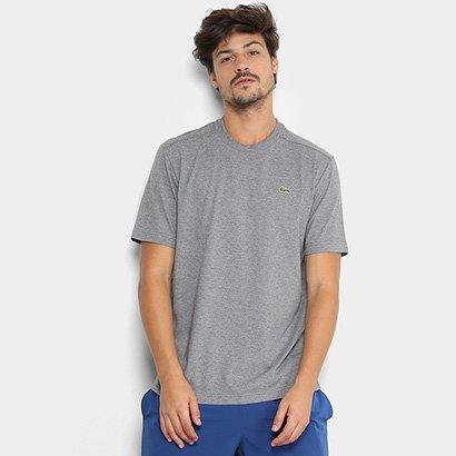 Camiseta Lacoste Basica Masculina