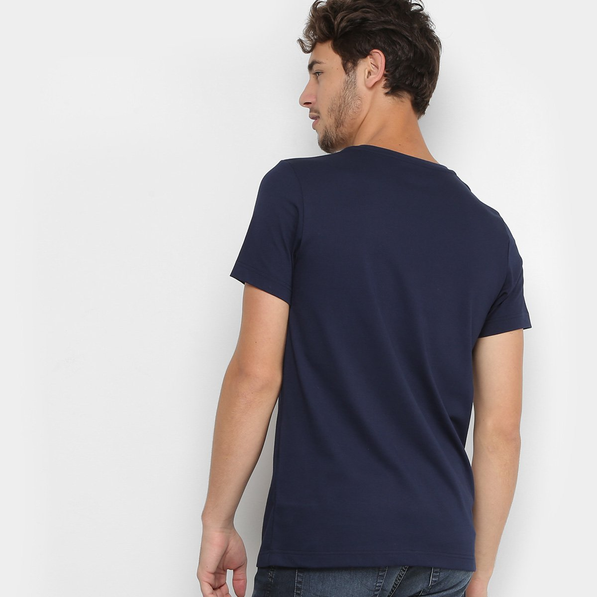 Camiseta Lacoste Sport Tennis Listrada Masculina - Compre Agora ... 388be71859aad