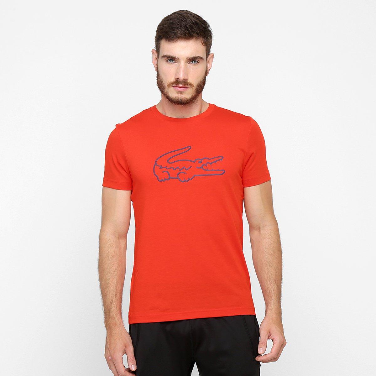 27b5c7b0d54 Camiseta Lacoste - Compre Agora