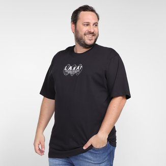 Camiseta Lakai Universal Plus Size Masculina