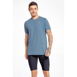 Camiseta Live!   Slim Optical   Atlantic   Masculina