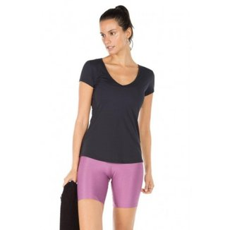 Camiseta Live Body Work Feminina