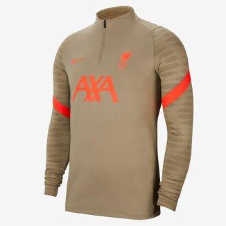 Camiseta Liverpool FC Strike Masculina