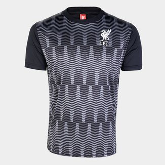 Camiseta Liverpool James Masculina