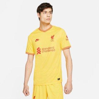 Camiseta Liverpool Nike 2021/22 Stadium Third Masculina