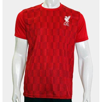 Camiseta Liverpool SPR Rock Field Masculino