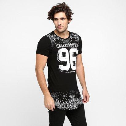9f26867de Camiseta Local Swag Underground 96 - Compre Agora