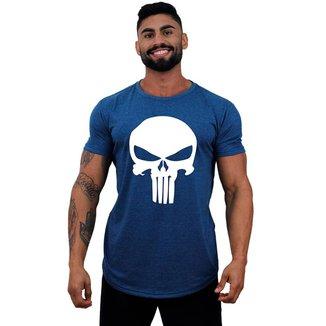 Camiseta Longline   MXD Conceito Justiceiro   Masculina