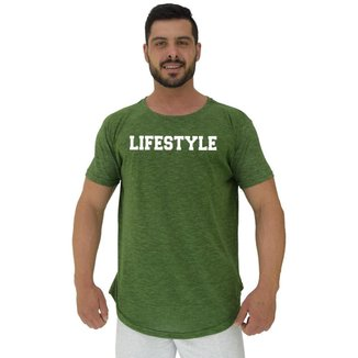 Camiseta Longline   MXD Conceito Lifestyle   Masculina